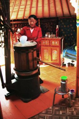 Distillation of Mongol Arkhi